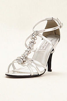 Vanessa Strappy Sandal by Touch Ups Vanessa
