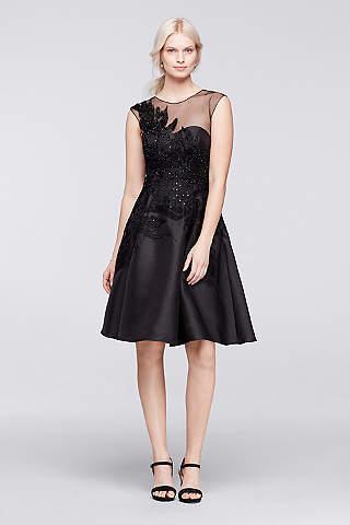 Little Black Dresses: Cocktail & Party Dresses   David's Bridal