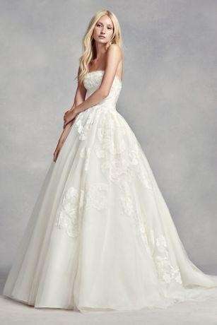 Princess Cinderella Wedding Dresses Davids Bridal
