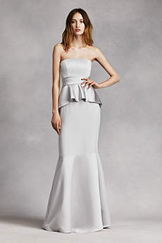 White by Vera Wang Bridesmaid Dresses  David&39s Bridal