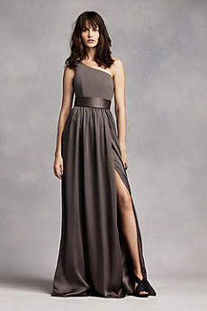 Long Bridesmaid Dresses & Full Length Gowns | David's Bridal