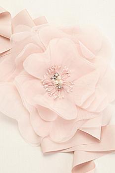 Garza Floral Sash VW371411