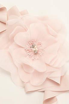 Garza Floral Sash