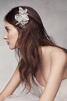 Hair Accessories Style VW37HP17 by White by Vera Wang