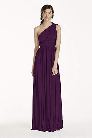 Purple Bridesmaid Dresses: Light & Dark Colors | David's Bridal