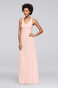 Bridesmaid dresses gowns shop all bridesmaid dresses for Davids bridal beach wedding dresses