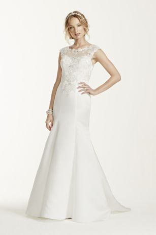 Wedding Dress Sample Sale in Various Styles Davids Bridal
