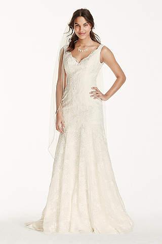 Mermaid &amp Trumpet Wedding Dresses  David&39s Bridal
