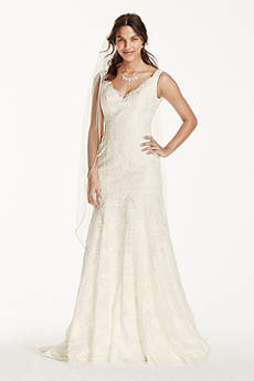 Mermaid &amp Trumpet Wedding Dresses  David&39s Bridal