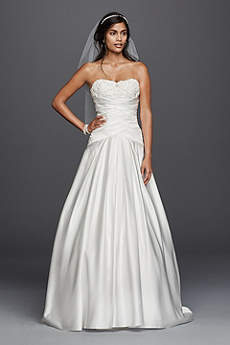 Formal Wedding Dress - David's Bridal Collection