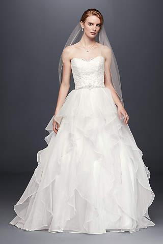 Bridal Gowns &amp- Ball Gown Wedding Dresses - David&-39-s Bridal
