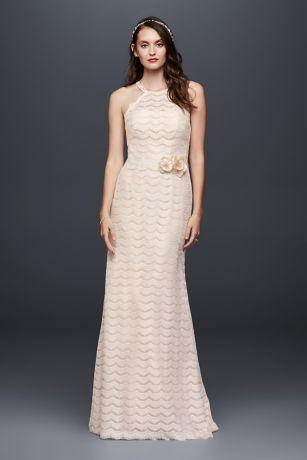 Transforming old wedding dresses