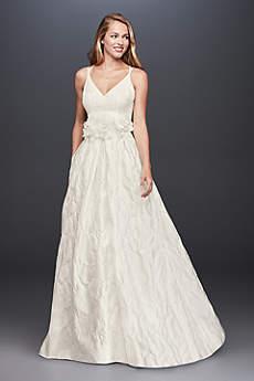 Galina wedding dresses bridal gowns 2018 davids bridal long a line simple wedding dress galina junglespirit Images