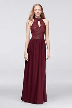 Long A-Line Wedding Dress - Speechless