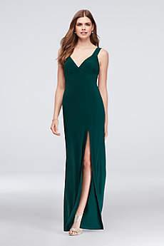 Long Sheath Tank Prom Dress - Speechless