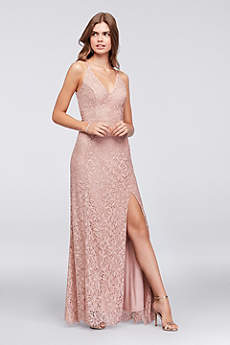 Long Sheath Spaghetti Strap Formal Dresses Dress - Speechless