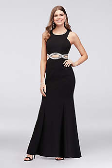 Long Mermaid/ Trumpet Tank Formal Dresses Dress - Speechless