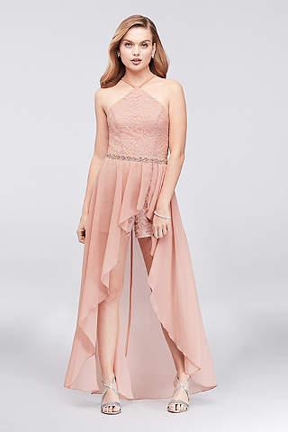 Short Halter Prom Dresses 2014