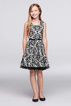 Short A-Line Tank Dress - Beautees