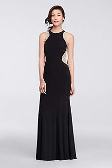 Long Sheath Tank Formal Dresses Dress - Xscape