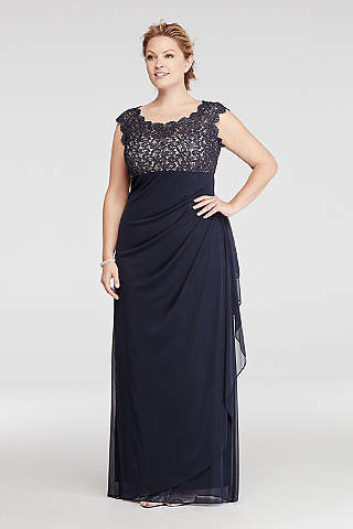 Plus Size Mother of the Brides Dresses | David's Bridal
