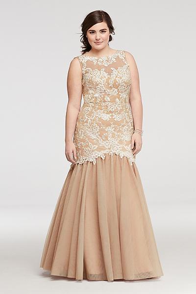 turmec » plus size halter top prom dresses