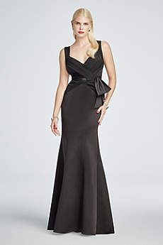 Long Mermaid/ Trumpet Halter Formal Dresses Dress - Truly Zac Posen