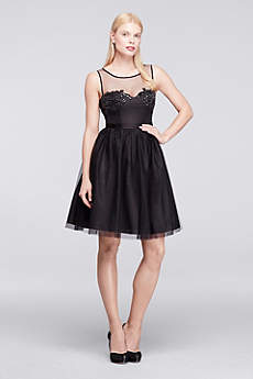 Short A-Line Tank Mother and Special Guest Dress - Truly Zac Posen