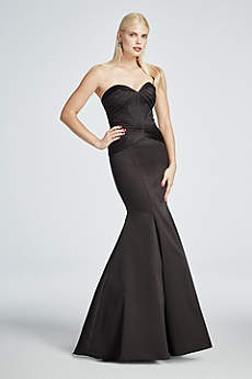 Long Strapless Mother and Special Guest Dress - Truly Zac Posen