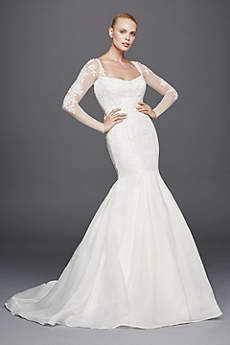 Long Glamorous Wedding Dress - Truly Zac Posen