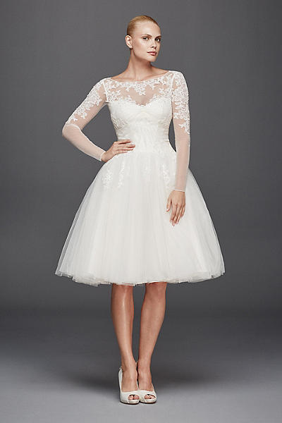 Bridal Short Dresses