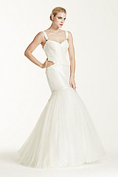 Truly Zac Posen Corset Seam Wedding Dress ZP345006