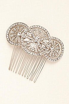 Truly Zac Posen Art Deco Hair Comb ZP480014