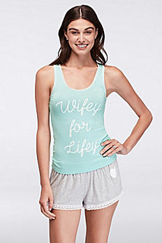 Wifey for Lifey Sleep Set ZZ008714557