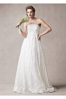 Long Wedding Dress -