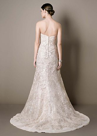 direct signature lace wedding dress