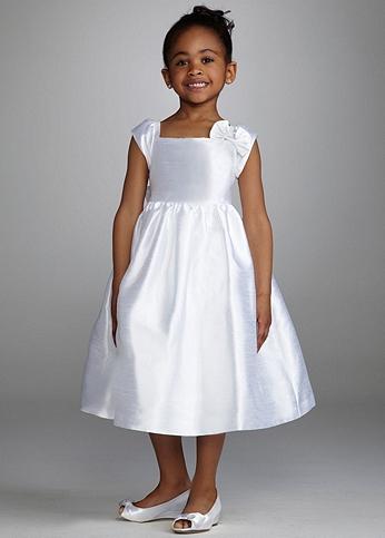 Cap Sleeve Shantung Ball Gown 409010