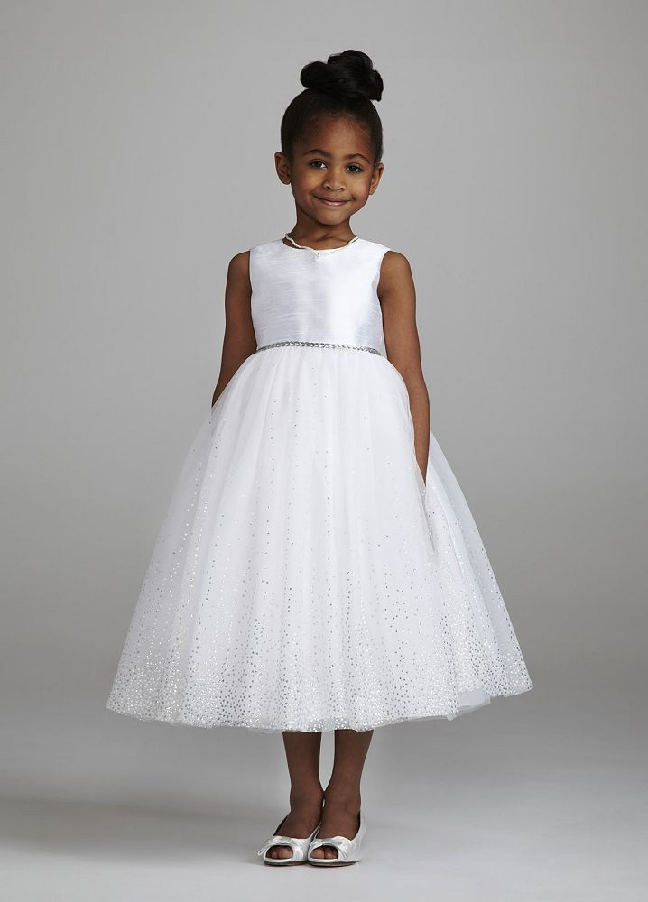 Flower Girl Dresses Davids Bridal White : David s te submited images pic fly