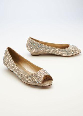 David 039 S Bridal Wedding Amp Bridesmaid Shoes