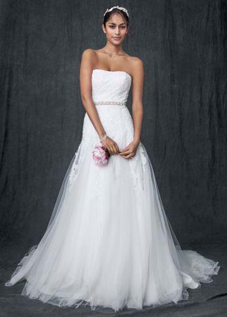 Wedding Dress Sample Sale in Various Styles - David&-39-s Bridal
