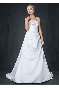 A-Line Wedding Dress -