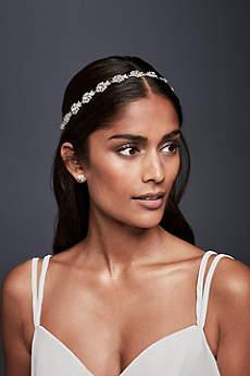 Crystal Daisy Headband