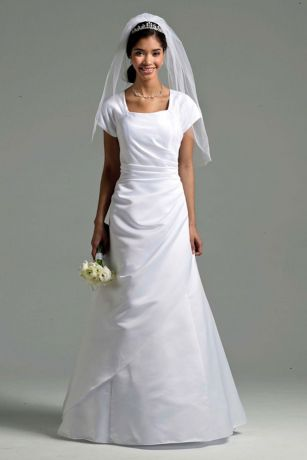 Modest Wedding Dresses Gowns Davids Bridal