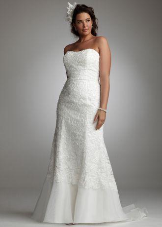 Unique Plus Size Wedding Dresses 82 Trend Strapless Sweetheart