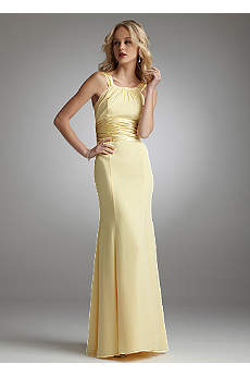 Chiffon and Charmeuse Dress