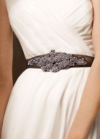 David Bridal Wedding Belts