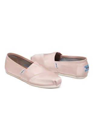 975b6d6a4 TOMS Pink (TOMS Grosgrain Classic Slip-On Shoes). Save
