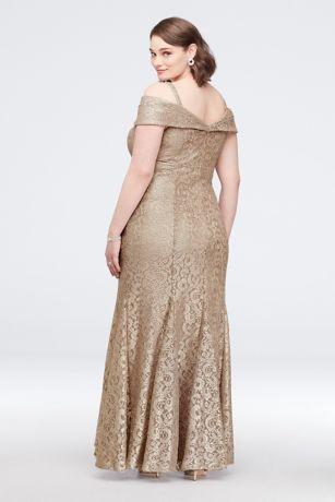 6839a36444981 ... Glitter Lace Plus Size Mermaid Dress. 2047W. Long Mermaid  Trumpet  Wedding Dress - RM Richards. Long Mermaid  Trumpet Wedding Dress - RM  Richards. Save