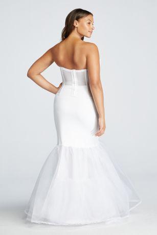 373bd0e21c5 Plus Size A-Line Silhouette Slip - Wedding Accessories. Save