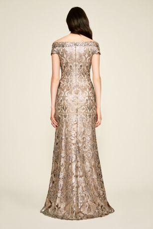 Elowen Off The Shoulder Gown Davids Bridal